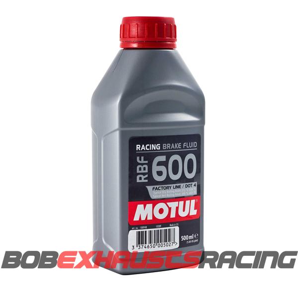 Liquido de frenos dot 4 para motos
