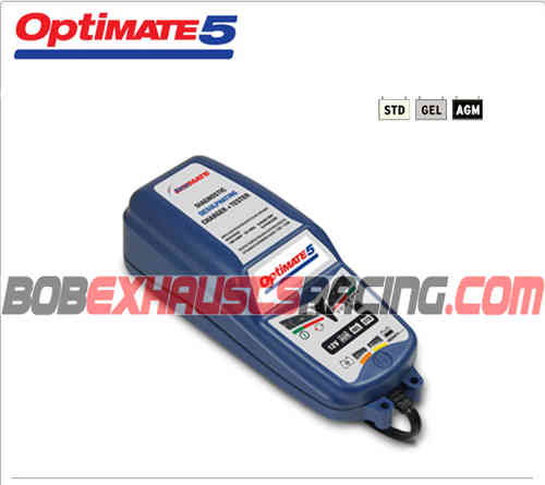 OPTIMATE5 CARGADOR BATERIA 12V