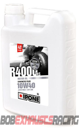 IPONE ACEITE R4000 RS 4 LITROS.