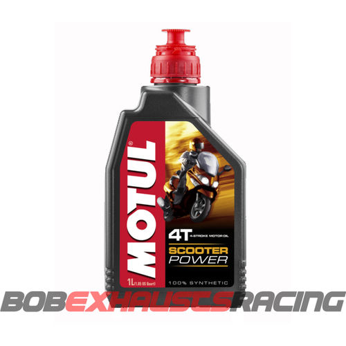 MOTUL ACEITE SCOOTER POWER 4T 5W40 MA 1L