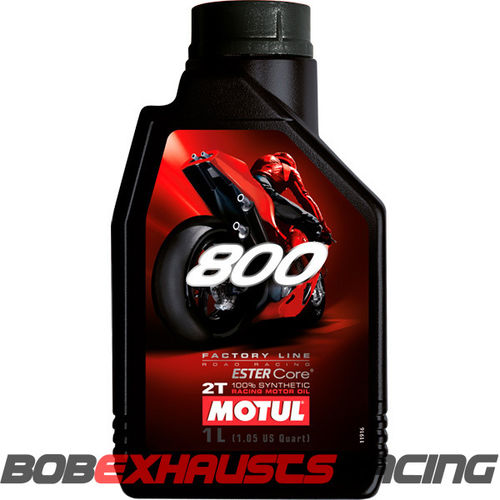 MOTUL 800 FL ROAD RACING 2T 1L