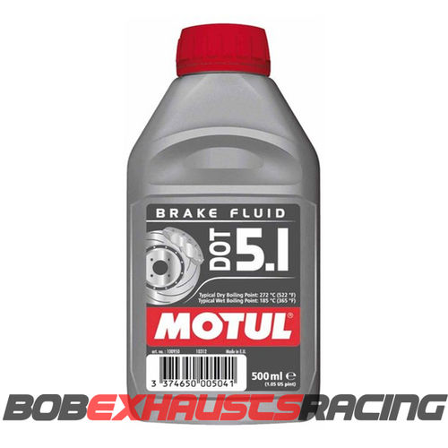 MOTUL LIQUIDO DE FRENOS DOT 5.1 500ML