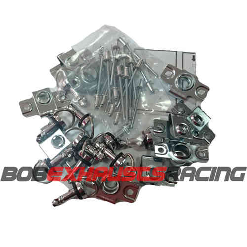 BERACING1 TORNILLERIA RAPIDA 10 uds 17mm