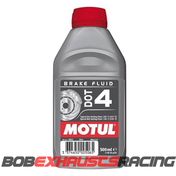 MOTUL LIQUIDO DE FRENOS DOT 4 500ML