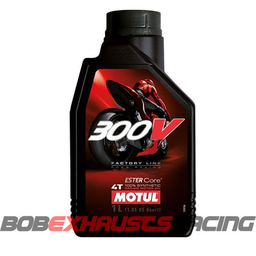 MOTUL 300V FACTORY ROAD 5W40 1L