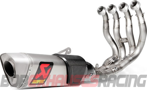 AKRAPOVIC EVOLUTION LINE KIT TITANIO YAMAHA R1 2020
