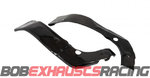 Chassis carbon protection (set) - CARY9950